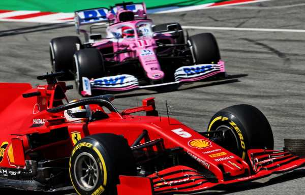 'Foolhardy not to worry about the Ferrari threat'