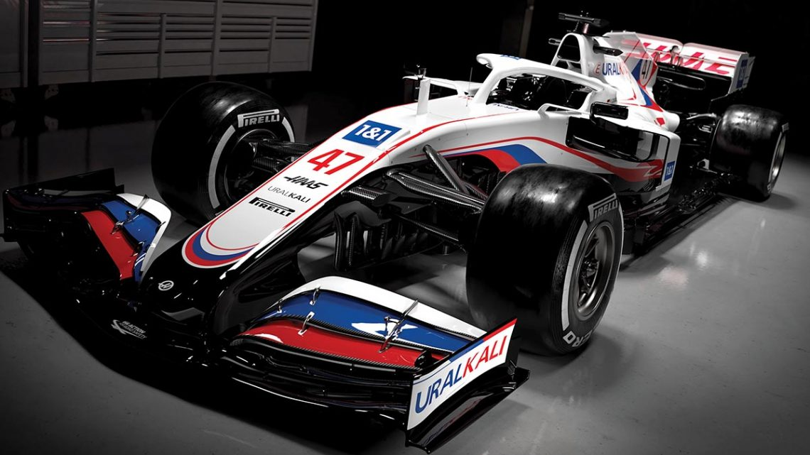 Haas show off their 2021 colours | F1 News by PlanetF1
