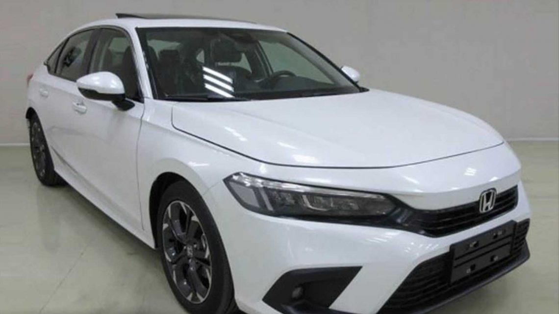 New 2021 Honda Civic leaked ahead of official launch