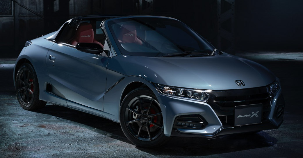 Honda S660 Modulo X Version Z launched in Japan – special model to mark end of production in March 2022 – paultan.org