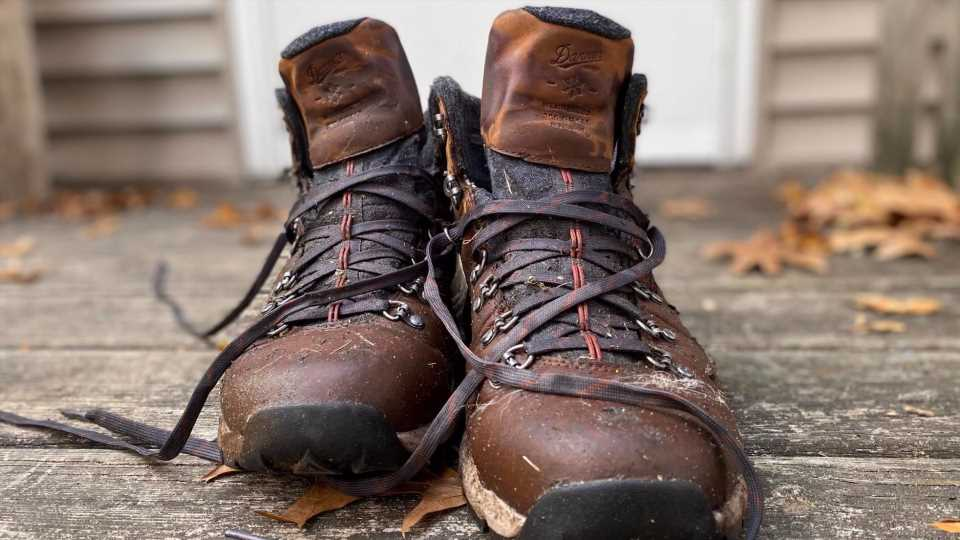 Danner's Mountain 600 Insulated Hiking Boots Are The Last Boots You'll Ever Need
