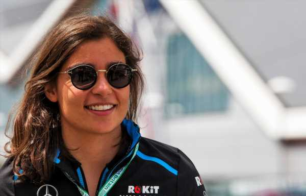 Chadwick remains with Williams as development driver   F1 News by PlanetF1