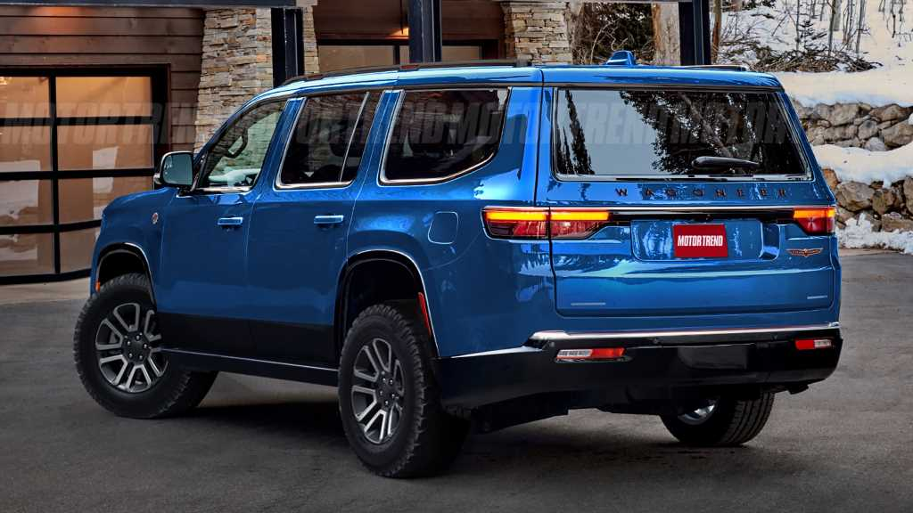 What We Know About the 2023 Jeep Wagoneer Trailhawk