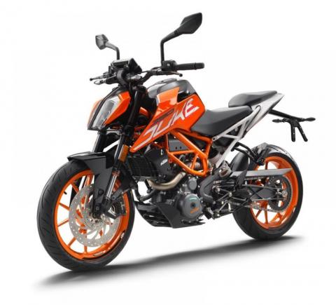 Engine stalling problem in a new KTM 390 Duke