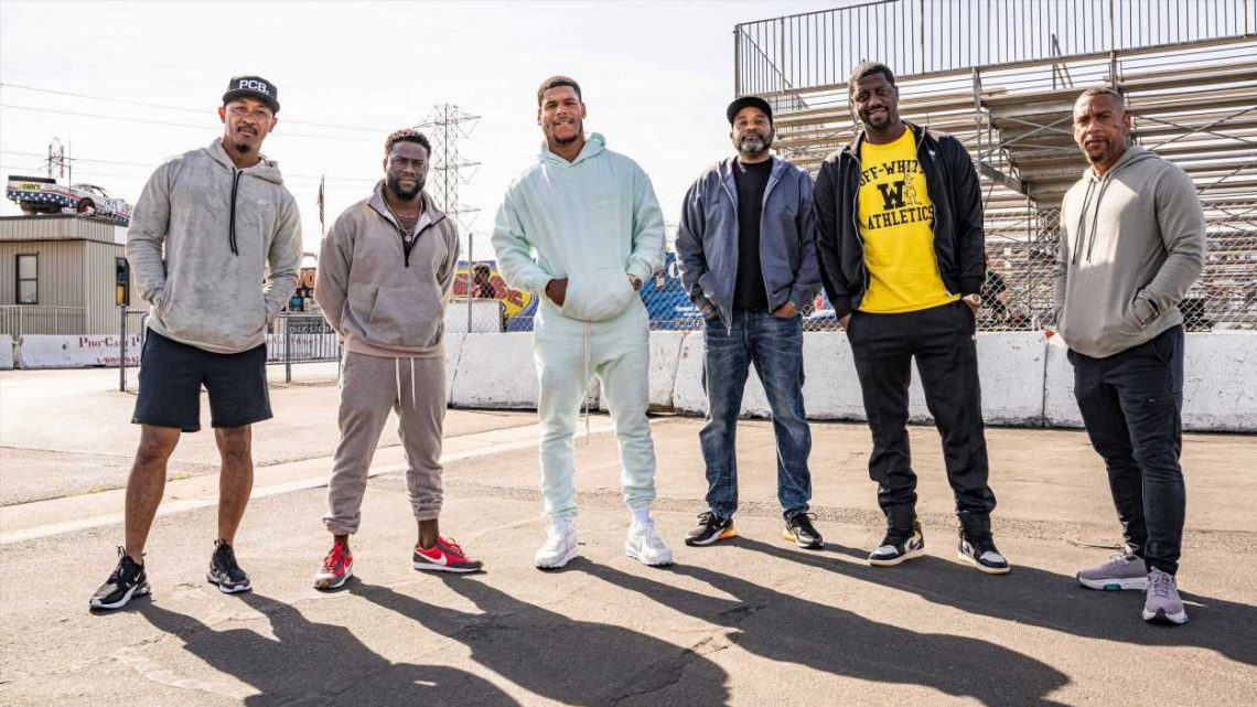 Kevin Hart's Muscle Car Crew, Featuring The Plastic Cup Boyz, Is Coming to the MotorTrend App!