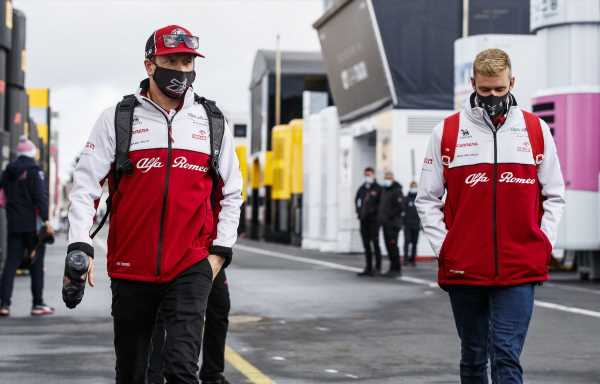 Mick Schumacher: 'Funny' to race with my dad's rivals