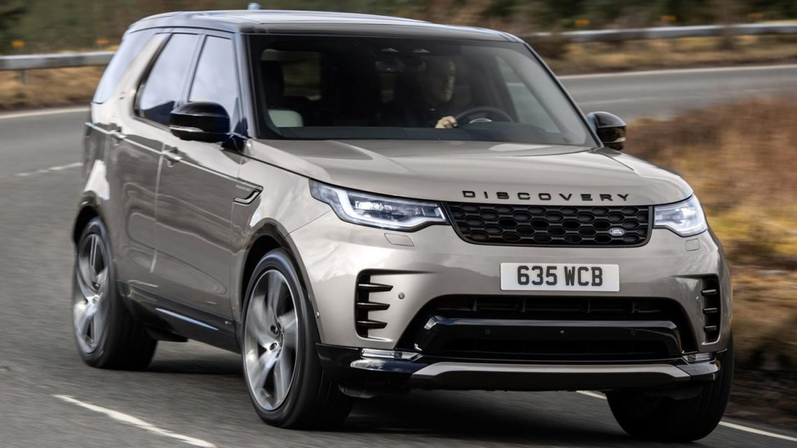 2021 Land Rover Discovery   PH Review