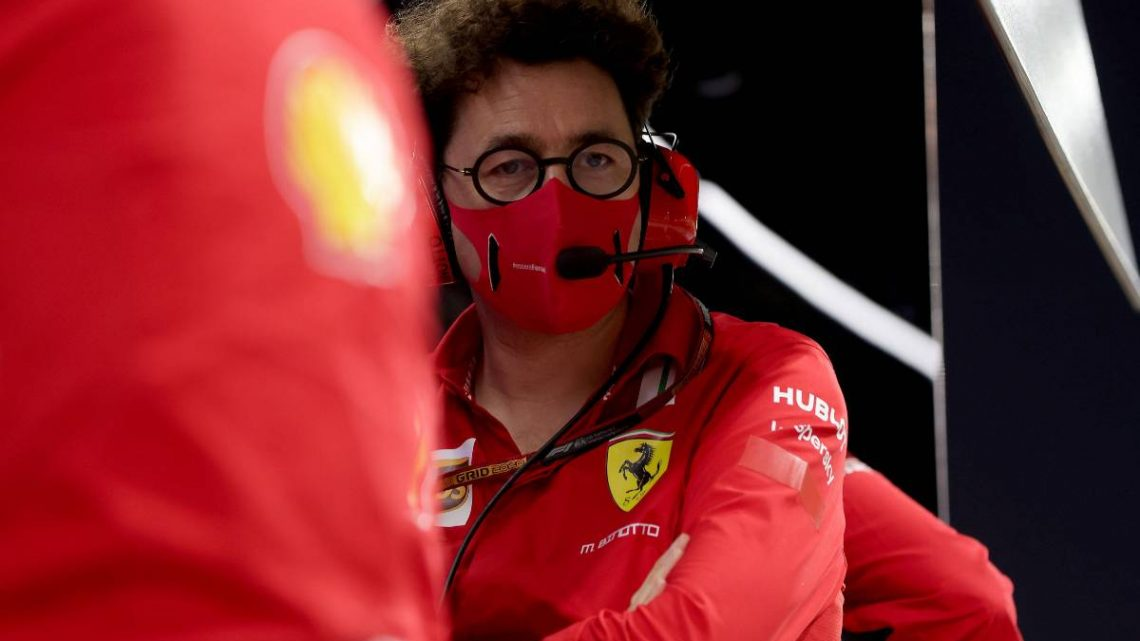 Mattia Binotto sees no 'snags' with 'Sprint Qualifying'