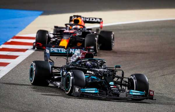 Toto Wolff: Red Bull still 'tiny edge' ahead of Mercedes