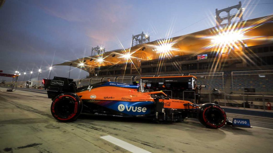 'Some have McLaren second fastest behind Red Bull'