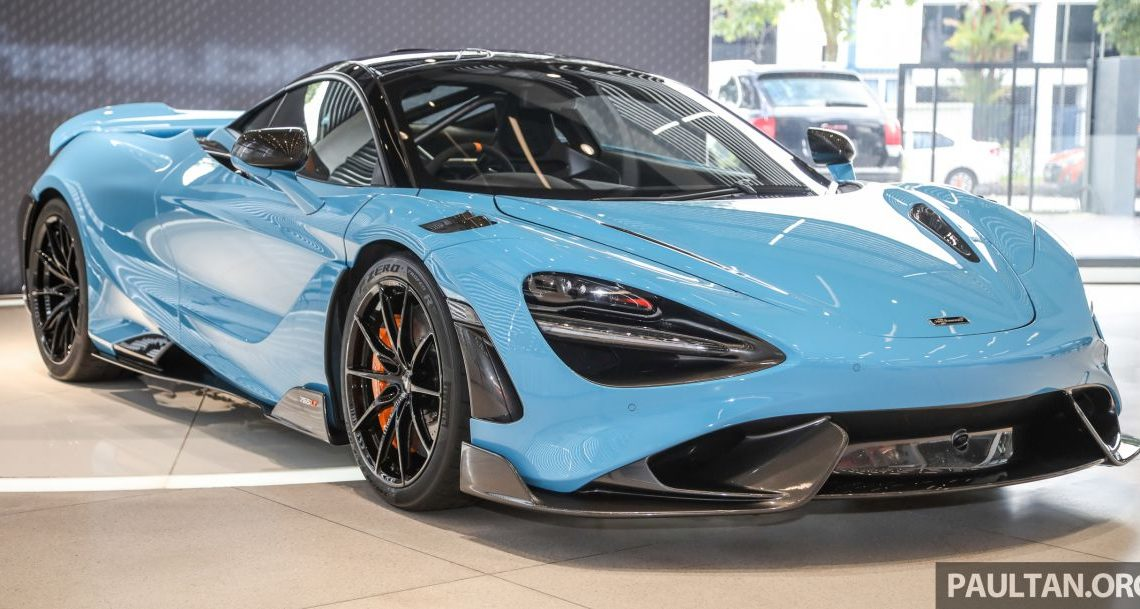 McLaren 765LT – first customer car lands in Malaysia, over RM200,000 in options, RM1.7 million before taxes – paultan.org