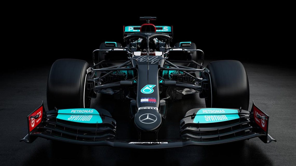 Check out more shots of the new Mercedes W12 | F1 News by Planet F1