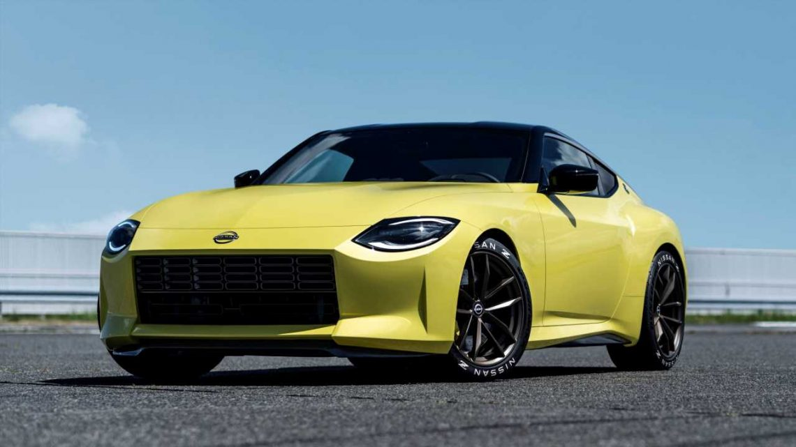 New Nissan Z Could Start at $34,995, Will Have 400-HP V6 and Six-Speed Manual: Report