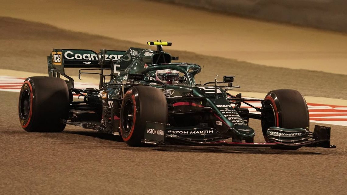 Sebastian Vettel 'upset and angry' after Bahrain Q1 exit   Planet F1