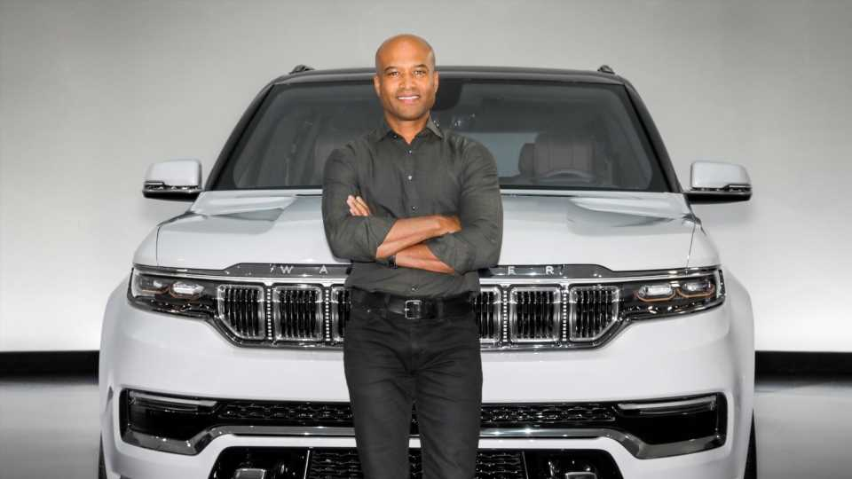 How Automotive Design Icon Ralph Gilles Finds Ways to Pay It Forward