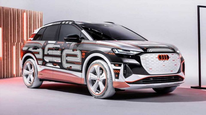 Audi Q4 E-Tron Teased Ahead Of Debut, Shows Tech-Laden Cabin