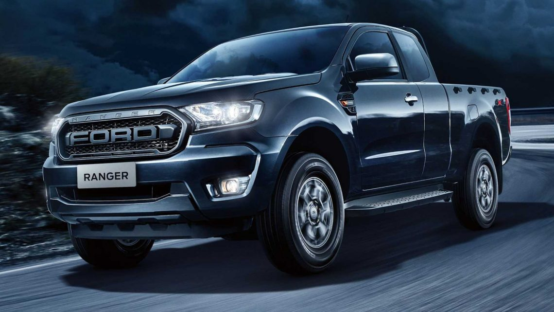 Ford And Costco Have Teamed Up On A Special Edition Ford Ranger