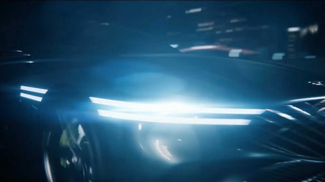 Genesis Teases Electric Coupe Concept That Debuts Next Week