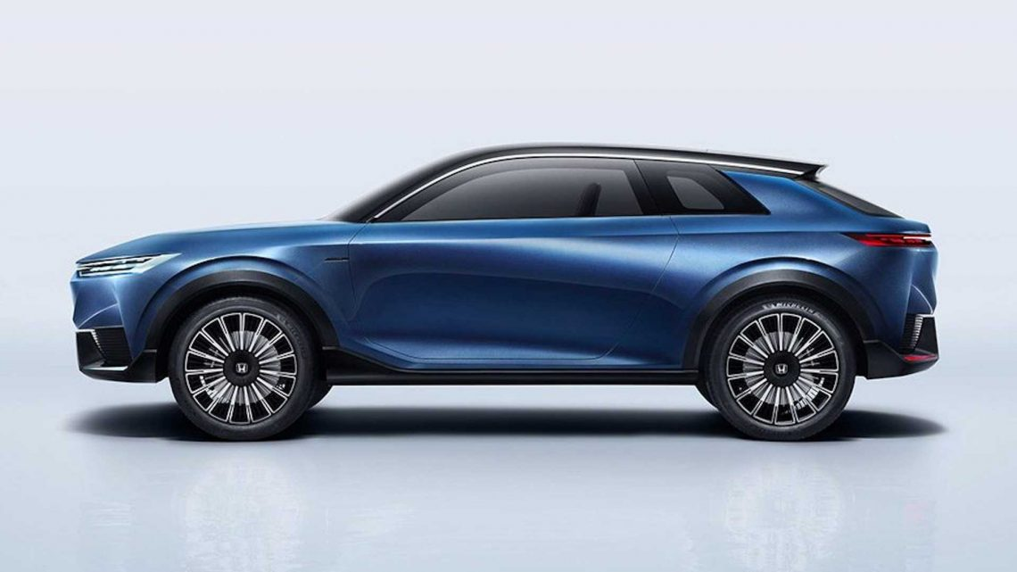 Honda Will Launch Two Possibly GM-Underpinned Electric SUVs By 2024