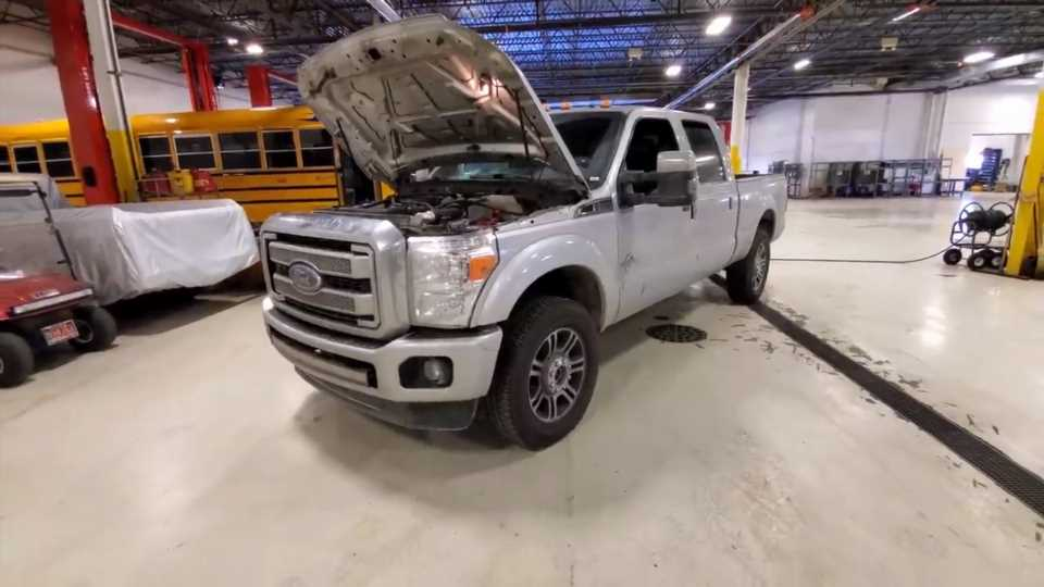 When a 6.7L Ford Super Duty Hits 1.3 Million Miles in 8 Years, Take Notes