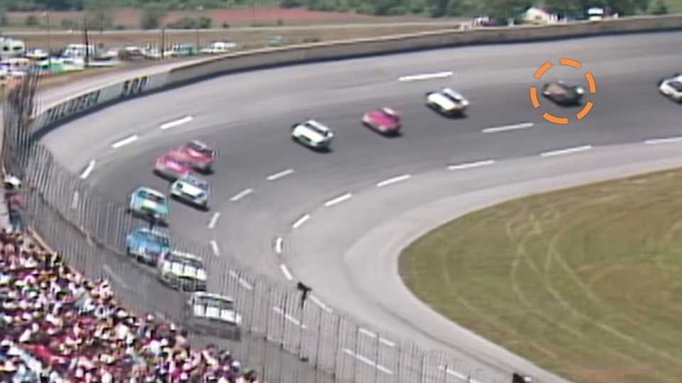 This Mystery Driver Weaseled His Way Into a NASCAR Race. 40 Years Later, the Case Is Unsolved