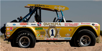 Parnelli Jones\u2019 Baja-Winning Bronco up for Auction