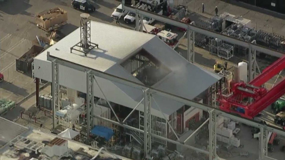 Fire Breaks Out At Tesla Fremont Factory Involving Giga Press Machine