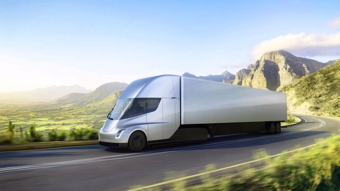Elon Musk: Near-Term Cell Supply Makes It Hard To Scale Semi Production