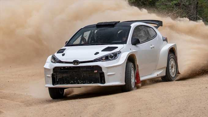 Toyota GR Yaris Will Compete in Australian Rally Series