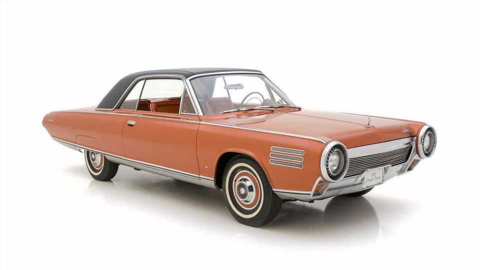 Drop What You're Doing: There's a Chrysler Turbine Car for Sale