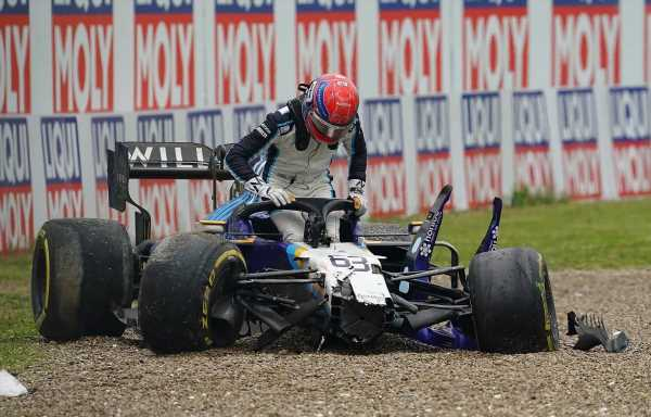 'George Russell's rant at Valtteri Bottas was to deflect attention'| Planet F1