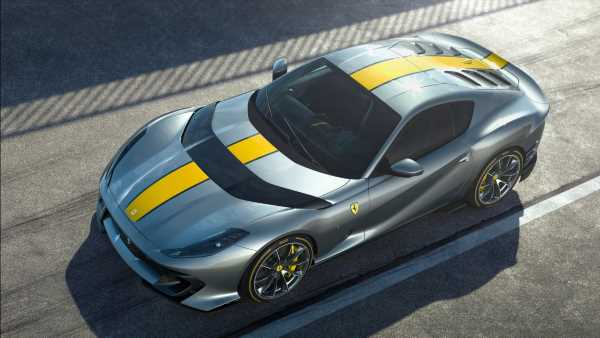 2021 Ferrari 812 Superfast – special model previewed ahead of May 5 debut; heavy aero rework, 6.5L NA V12! – paultan.org
