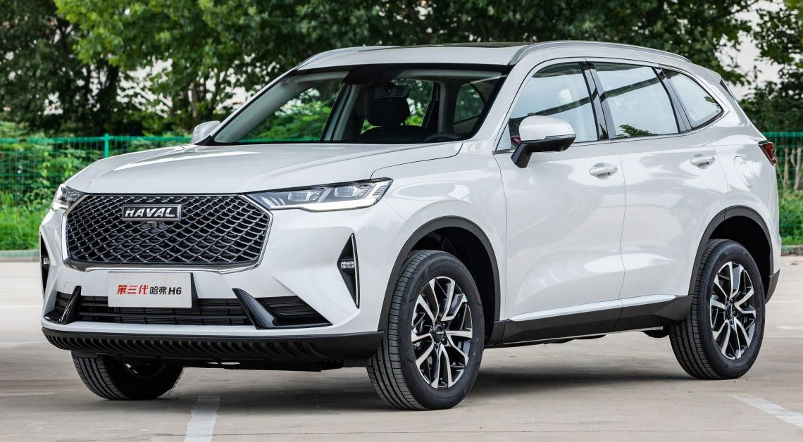 2021 Haval H6 and Jolion to be launched globally – new electrifiable LEMON platform, Level 2 self-driving – paultan.org
