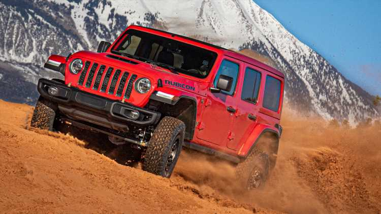2021 Jeep Wrangler Rubicon 392 Review: The V8 Wrangler Is Just as Rowdy as You Think