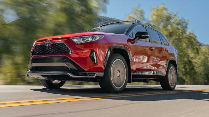 2021 Toyota RAV4 Prime First Test Review: Toyota's Best Hybrid Ever