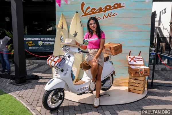 2021 Vespa Primavera Pic Nic 150 scooter launched in Malaysia – RM19,900, limited availability of 39 units – paultan.org