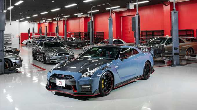 2021.5 Nissan GT-R NISMO Special Edition First Look Review