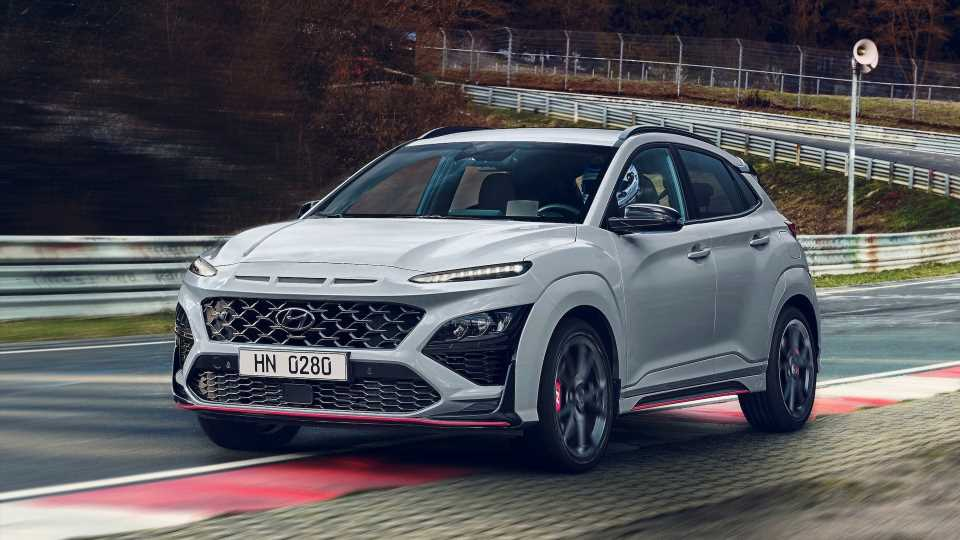 2022 Hyundai Kona N: A Veloster N for People With Responsibilities