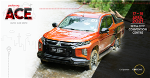ACE 2021: New Mitsubishi Triton Athlete on display – place a booking and and receive RM2,550 in vouchers – paultan.org