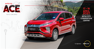 ACE 2021: Test drive and experience the Mitsubishi Xpander – book one and receive RM2,550 in vouchers – paultan.org
