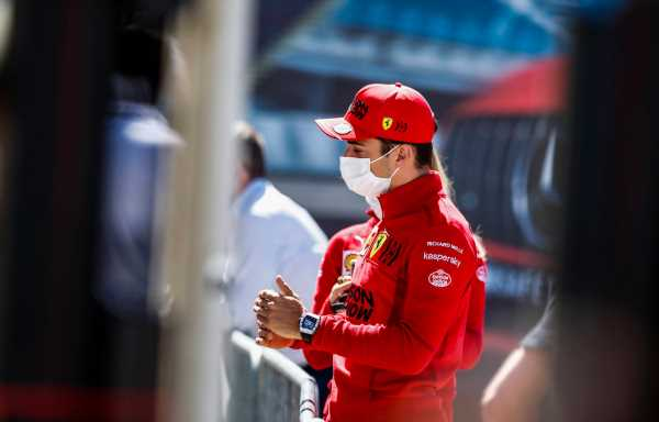 Charles Leclerc surprised 'yes and no' by Ferrari's form