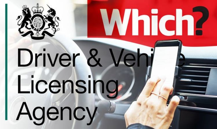DVLA scam: Which? urges drivers to 'avoid clicking' on new fraud message