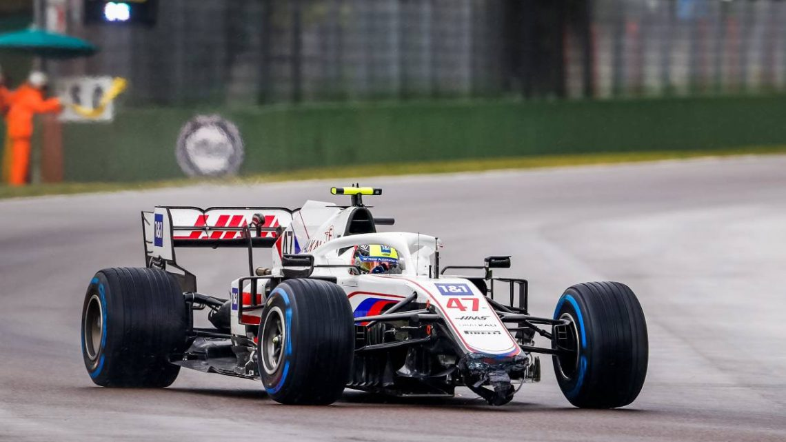 Driving at the back 'torture' for Mick Schumacher