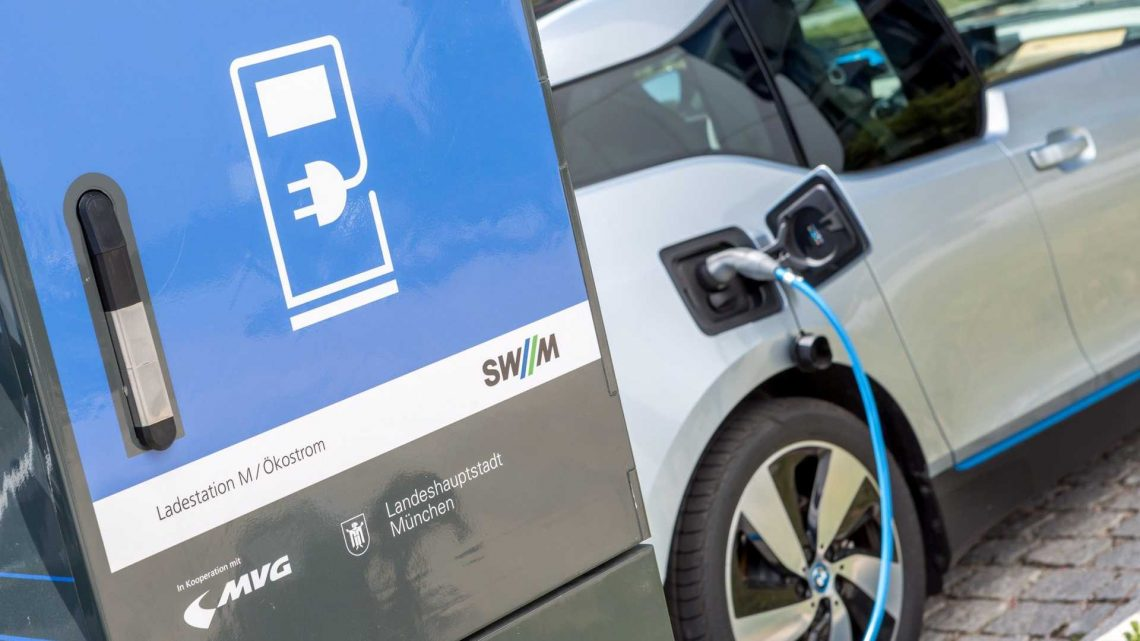 Electric Car Charging Station Vandalized With…Minced Meat?!?