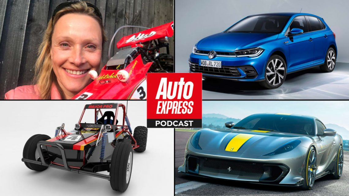 F1 presenter Will Buxton joins this week's Auto Express podcast