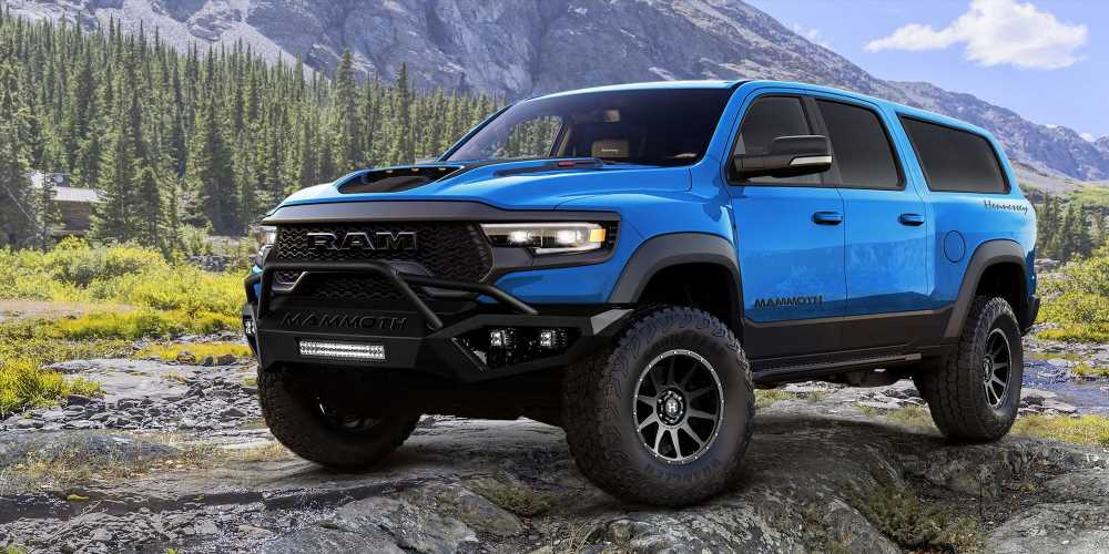 Hennessey Performance Unveils One Crazy Truck
