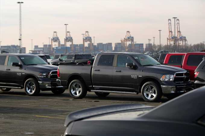 How to Import a U.S. Full-Size Truck (Ram 1500, Ford F-150) to Europe