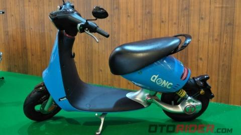Indonesia: Benelli Dong e-scooter for Asian markets launched
