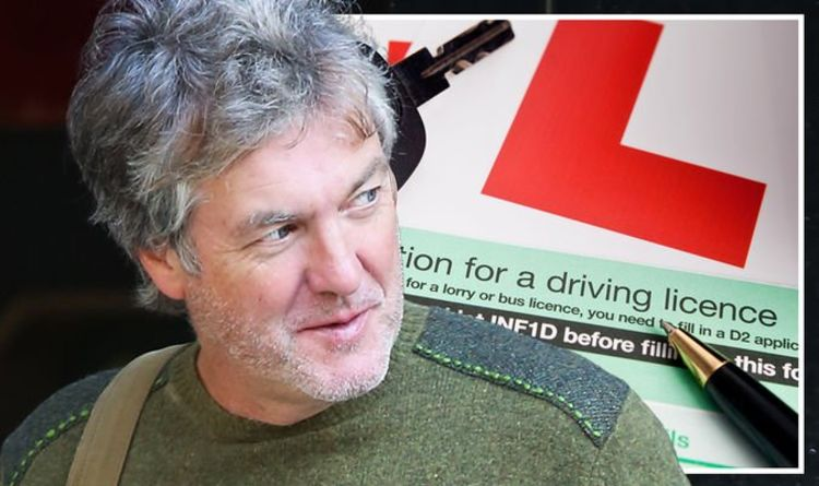 James May attacks Government's failure to extend theory tests: 'They just want the money'
