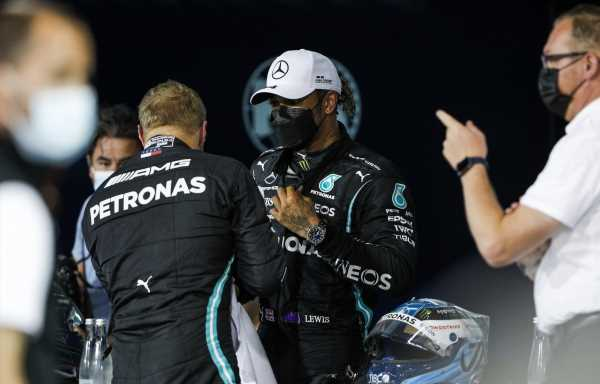 Lewis Hamilton 'Best thing about Bottas is lack of BS'